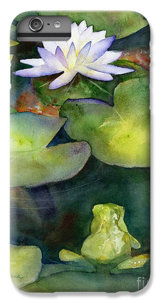 Lily iPhone 6s Plus Case - Coy Koi by Amy Kirkpatrick