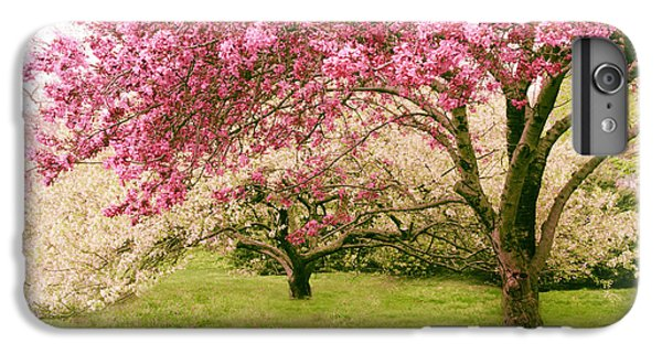 IPhone 6s Plus Case featuring the photograph Crabapple Confection by Jessica Jenney