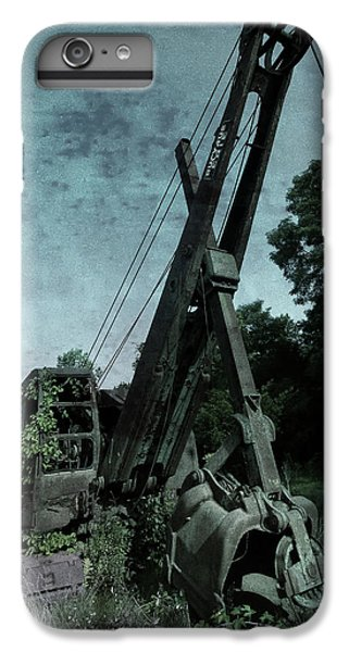 Crane iPhone 6s Plus Case - Crane by Jerry LoFaro