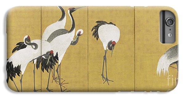 Cranes IPhone 6s Plus Case