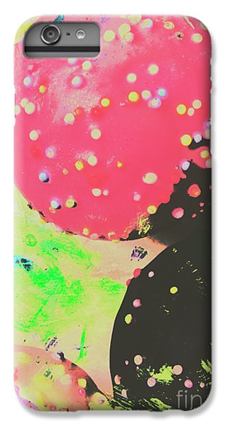 Fairy Cake iPhone 6s Plus Case - Cup Cake Birthday Splash by Jorgo Photography - Wall Art Gallery