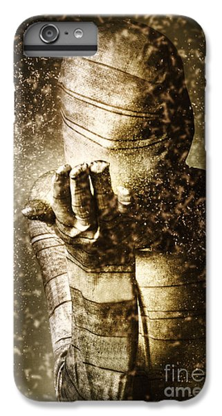 Boobies iPhone 6s Plus Case - Curse Of The Mummy by Jorgo Photography - Wall Art Gallery