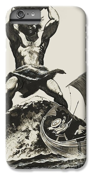 Cyclops IPhone 6s Plus Case by Angus McBride