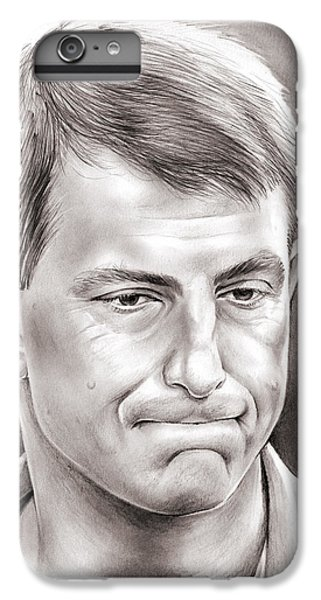 Dabo Swinney IPhone 6s Plus Case by Greg Joens