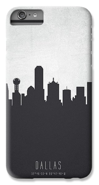 Dallas Texas Cityscape 19 IPhone 6s Plus Case by Aged Pixel