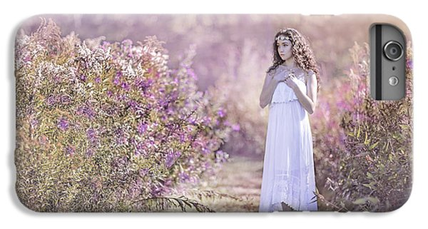 Flower Fairy iPhone 6s Plus Case - Dance Of The Sugar Plum Fairy by Evelina Kremsdorf