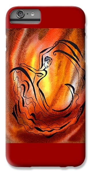 Dancing Fire I IPhone 6s Plus Case