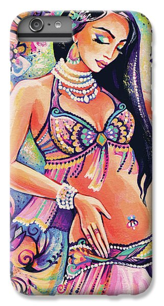 Dancing In The Mystery Of Shahrazad IPhone 6s Plus Case by Eva Campbell