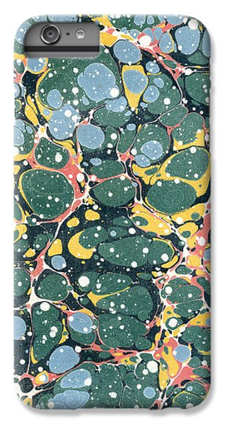 Decorative Endpaper IPhone 6s Plus Case by Unknown