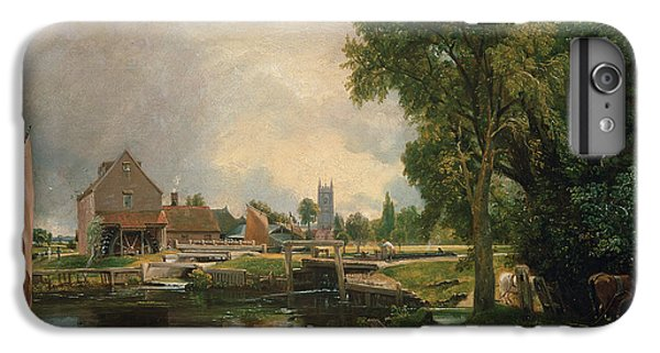 Dedham Lock And Mill IPhone 6s Plus Case
