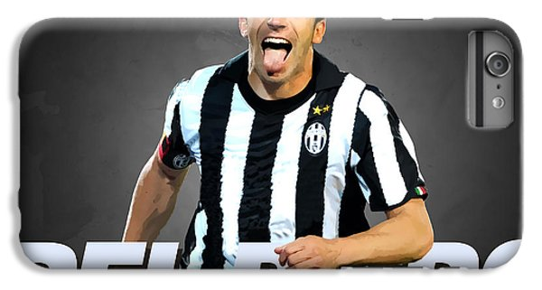 Del Piero IPhone 6s Plus Case