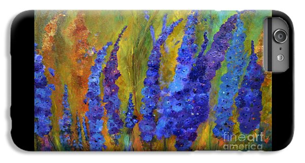 Delphiniums IPhone 6s Plus Case