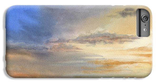 Desert Sunset IPhone 6s Plus Case