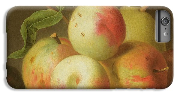 Detail Of Apples On A Shelf IPhone 6s Plus Case