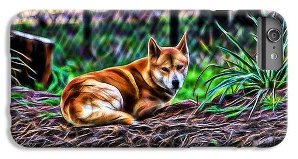 Dingo From Ozz IPhone 6s Plus Case by Miroslava Jurcik