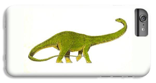 Diplodocus IPhone 6s Plus Case