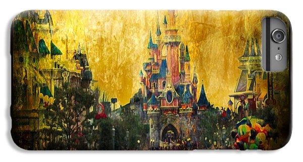 Disney World IPhone 6s Plus Case