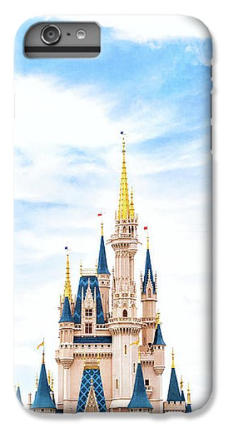 Castle iPhone 6s Plus Case - Disneyland by Happy Home Artistry