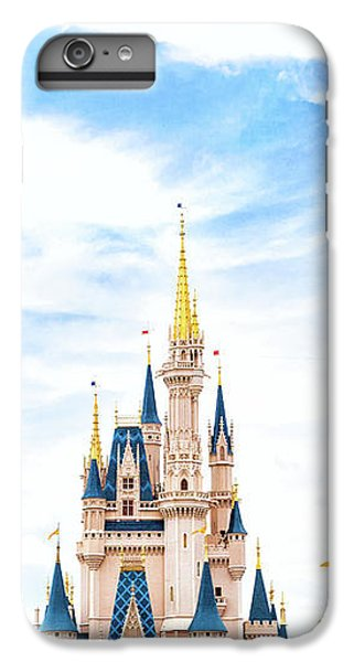 Disneyland IPhone 6s Plus Case by Happy Home Artistry