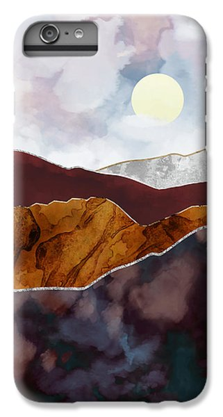 Landscapes iPhone 6s Plus Case - Distant Light by Katherine Smit