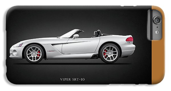 Dodge Viper Srt10 IPhone 6s Plus Case by Mark Rogan