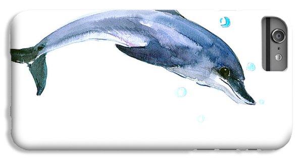 Dolphin IPhone 6s Plus Case
