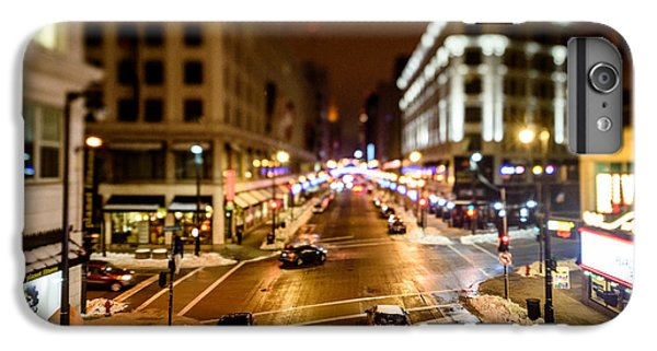 Downtown In The Itty-bitty City IPhone 6s Plus Case