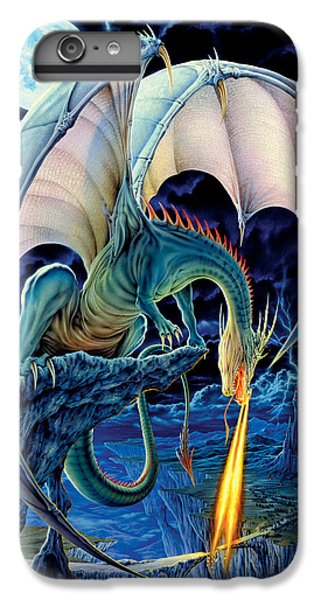 Dragon iPhone 6s Plus Case - Dragon Causeway by The Dragon Chronicles - Robin Ko