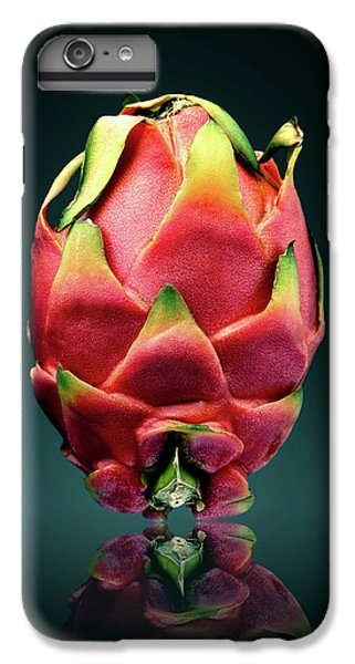 Dragon iPhone 6s Plus Case - Dragon Fruit Or Pitaya  by Johan Swanepoel