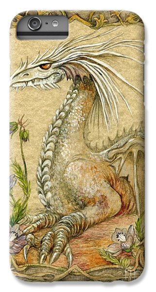 Dragon iPhone 6s Plus Case - Dragon by Morgan Fitzsimons