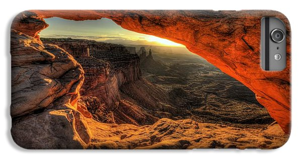 Dragon iPhone 6s Plus Case - Dragon's Eye by Ryan Smith