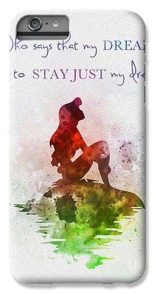 Extinct And Mythical iPhone 6s Plus Case - Dreams by Rebecca Jenkins