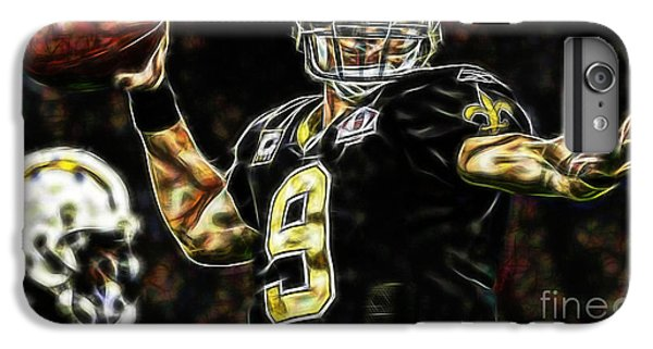 Drew Brees Collection IPhone 6s Plus Case by Marvin Blaine