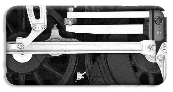 Train iPhone 6s Plus Case - Drive Train by Mike McGlothlen
