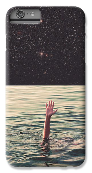 Drowned In Space IPhone 6s Plus Case by Fran Rodriguez