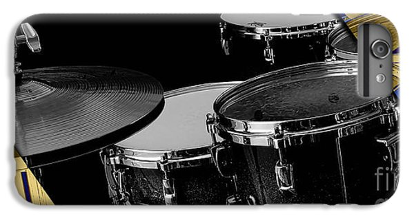 Drum Set Collection IPhone 6s Plus Case