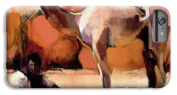 Desert iPhone 6s Plus Case - dsu and Said - Rann of Kutch  by Mark Adlington