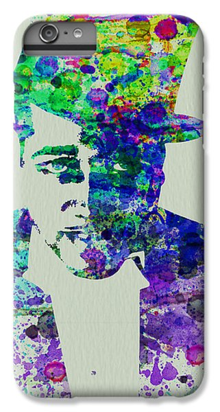Saxophone iPhone 6s Plus Case - Duke Ellington by Naxart Studio