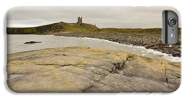 Castle iPhone 6s Plus Case - Dunstanburgh Castle by Smart Aviation