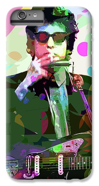Dylan In Studio IPhone 6s Plus Case by David Lloyd Glover