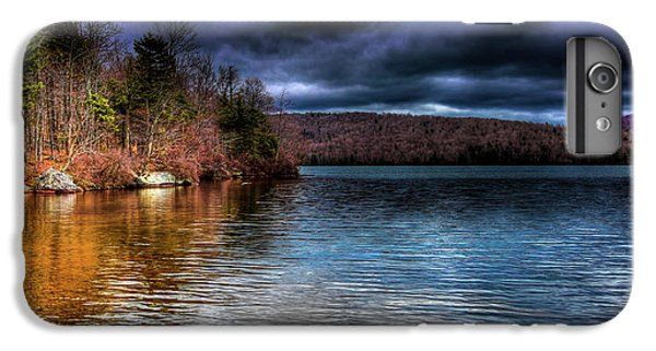 IPhone 6s Plus Case featuring the photograph Early May On Limekiln Lake by David Patterson