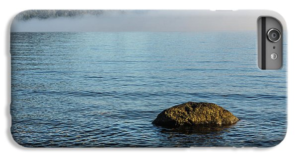 IPhone 6s Plus Case featuring the photograph Early Morning At Lake St Clair by Werner Padarin