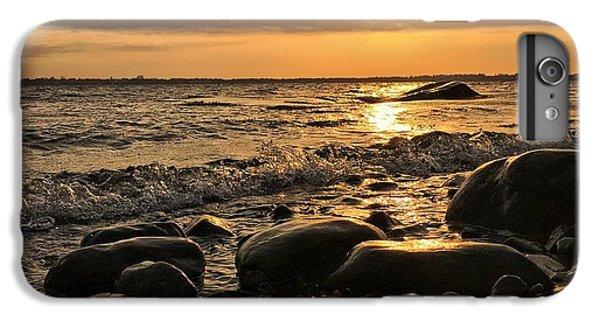 Ocean Sunset iPhone 6s Plus Case - East Coast Sunset 1 by Christine Sharp