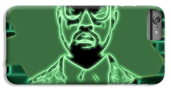 Electric Kanye West Graphic IPhone 6s Plus Case