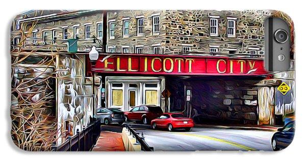 Ellicott City IPhone 6s Plus Case