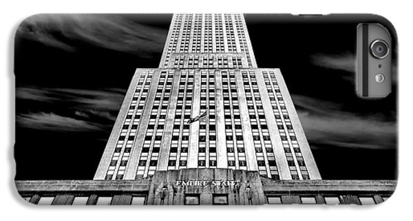 Empire State Building iPhone 6s Plus Case - Empire State   by Az Jackson