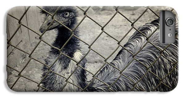 Emu At The Zoo IPhone 6s Plus Case