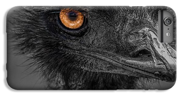 Emu IPhone 6s Plus Case by Paul Freidlund