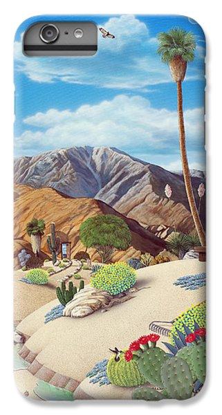 Desert iPhone 6s Plus Case - Enchanted Desert by Snake Jagger