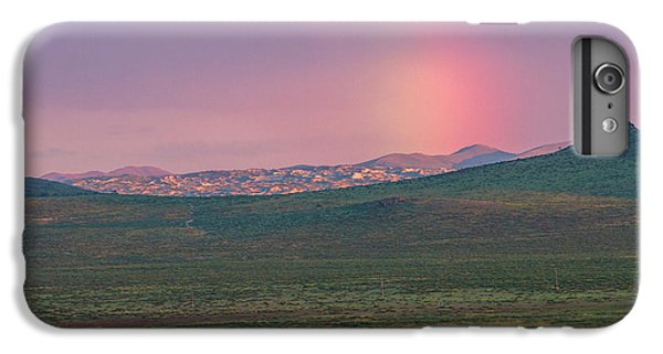 IPhone 6s Plus Case featuring the photograph End Of Rainbow by Hitendra SINKAR
